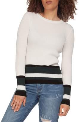 Dex Colourblock Pullover Sweater
