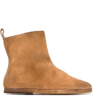 Marsèll Almond Toe Boots