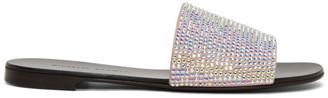 Giuseppe Zanotti Pink Kanda Sandals