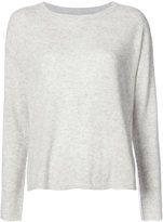 Nili Lotan round neck sweater - women - Cashmere - XS