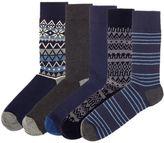 Howick 5 Pack Fairisle Sock