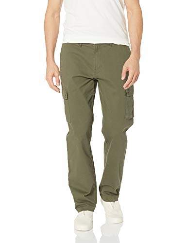 7a329f4bcfa85 Straight-fit Cargo Pant Casual,29W x 34L
