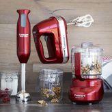Cuisinart Power Advantage 7-Speed Hand Mixer, Metallic Red
