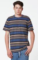 Modern Amusement Crews Striped Pocket T-Shirt