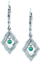 Ice Brilliance in Motion 1/3 CT TW Diamond 14K Gold Dangle Earrings by Boston Bay Diamonds