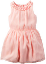 Carter's Crinkle Chiffon Dress