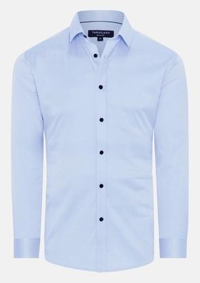 TAROCASH Sky Toby Slim Stretch Dress Shirt