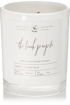 The Beach People Australian Seaside Scented Candle, 170g - White