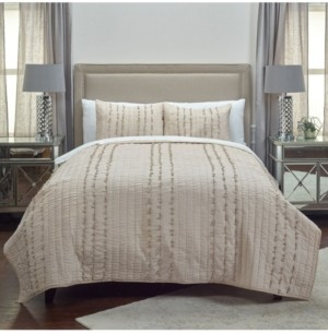 Rizzy Home Riztex Usa Piper Twin Xl Quilt