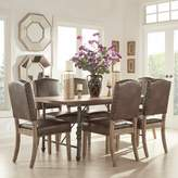 HomeVance Brookdale 7-piece Table and Chair Dining Set