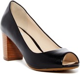 Cole Haan Lacey Open Toe Pump
