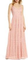 Lulus Unending Lovelace Gown