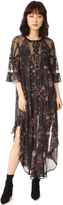 Free People Spirit Of The Maxi Dress
