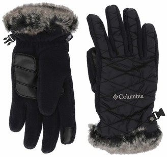 Columbia Womens Heavenly Winter Gloves Touch Screen Compatible