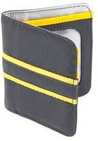 Lug Tailback Pocket Wallet in Fog Grey