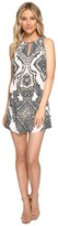 Hale Bob Road Tripping Rayon Woven Romper Women's Jumpsuit & Rompers One Piece