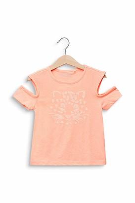 Esprit Girls' RQ1041303 T-Shirt SS