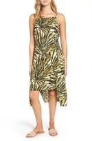 Love, Fire Women's Palm Print Apron Dress