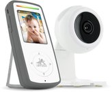 Levana Era 32102 2.4-Inch Advanced Digital Wireless Video Baby Monitor with Picture Capture and Digital Zoom (White)