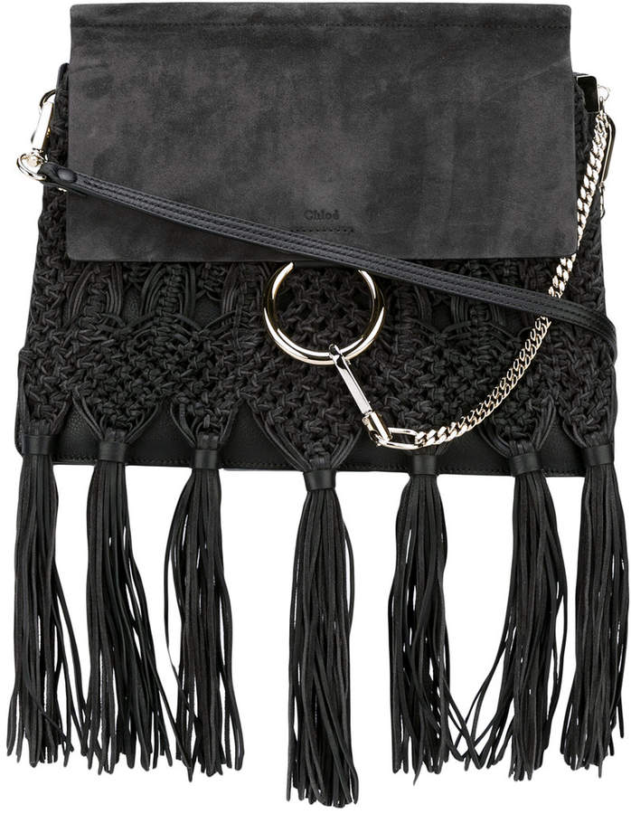 Chloé Faye tassel shoulder bag