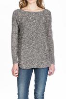 Lilla P Boatneck Long Sweater