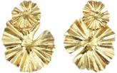 Oscar de la Renta Wildflower Earrings