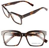 Derek Lam Women's 51Mm Optical Glasses - Blue Tortoise
