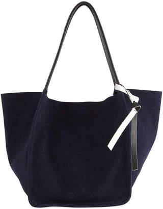 Proenza Schouler Large Suede Tote Bag