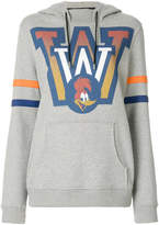 House of Holland cartoon print hooded sweatshirt