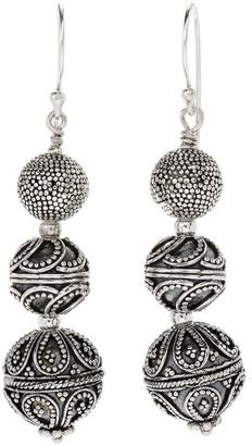 Samuel B. Fine Jewelry Sterling Silver Earrings