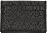 Paul Smith Black No 9 East West Card Holder