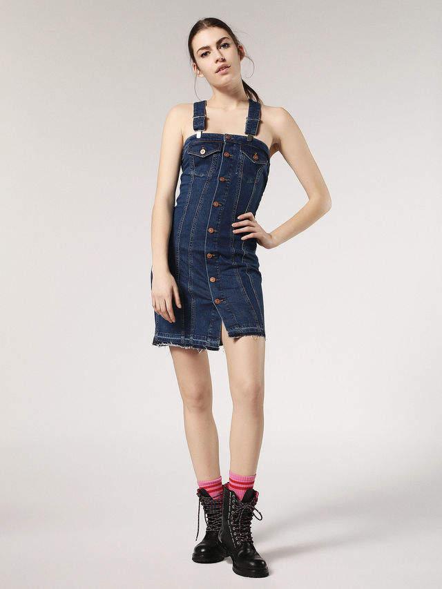 Diesel Dresses 0KARG - Blue - L