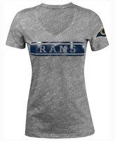 5th & Ocean Women's Los Angeles Rams Touchback LE T-Shirt