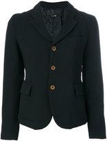 Comme des Garcons classic blazer - women - Polyester - M