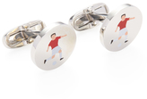 Paul Smith Tie Motif Cufflinks