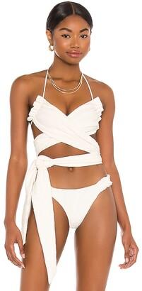 Devon Windsor Arielle Bikini Top