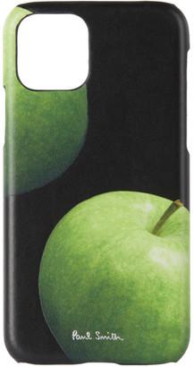 Paul Smith 50th Anniversary Black Apple iPhone 11 Pro Case