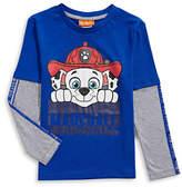 Licensed Tees Paw Patrol Fooler T-Shirt