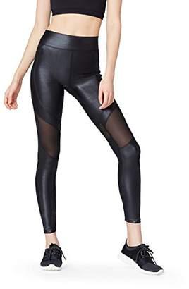 Active Wear Activewear Gym Leggings Women,(Manufacturer size: Large)