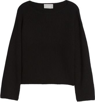 Everlane The Cashmere Rib Boatneck Sweater
