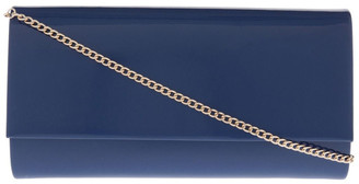 Collection Patent Flap Over Clutch Bag VM18 - 385 P