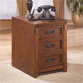 Signature Design by Ashley Cross Island File Cabinet