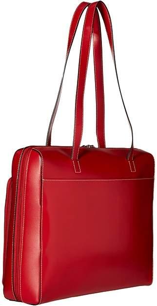 Lodis Audrey Zip Top Tote w/ Organization Tote Handbags