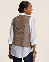 Chico's Embellished Vest