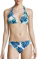 Tommy Bahama Fronds Floating Printed Tall Bikini Top