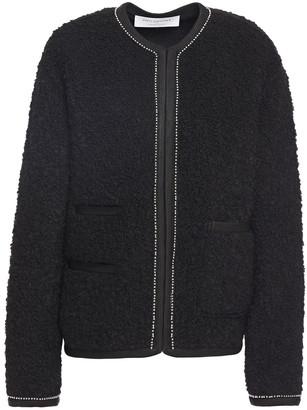 Philosophy di Lorenzo Serafini Bead-embellished Boucle Jacket