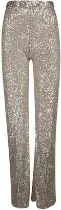 L'Autre Chose Lautre Chose LAutre Chose Glittery Long Trousers