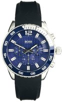 HUGO BOSS Men's 1512803 Leather Quartz Watch