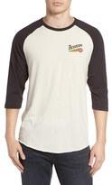 Brixton Men's Maverick Baseball T-Shirt