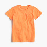 J.Crew Boys' garment-dyed T-shirt